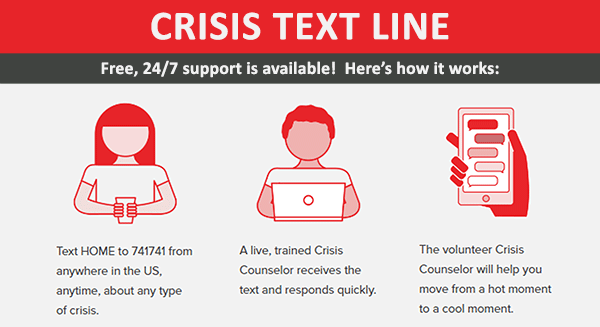 Crisis Support Text Line