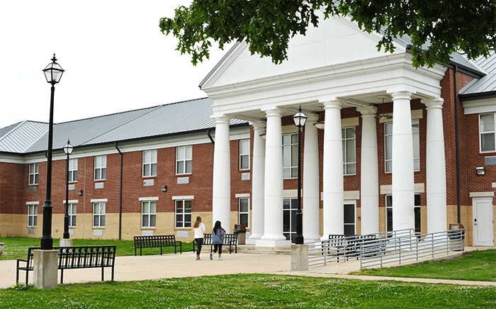 Hargett-Lee Residence Hall
